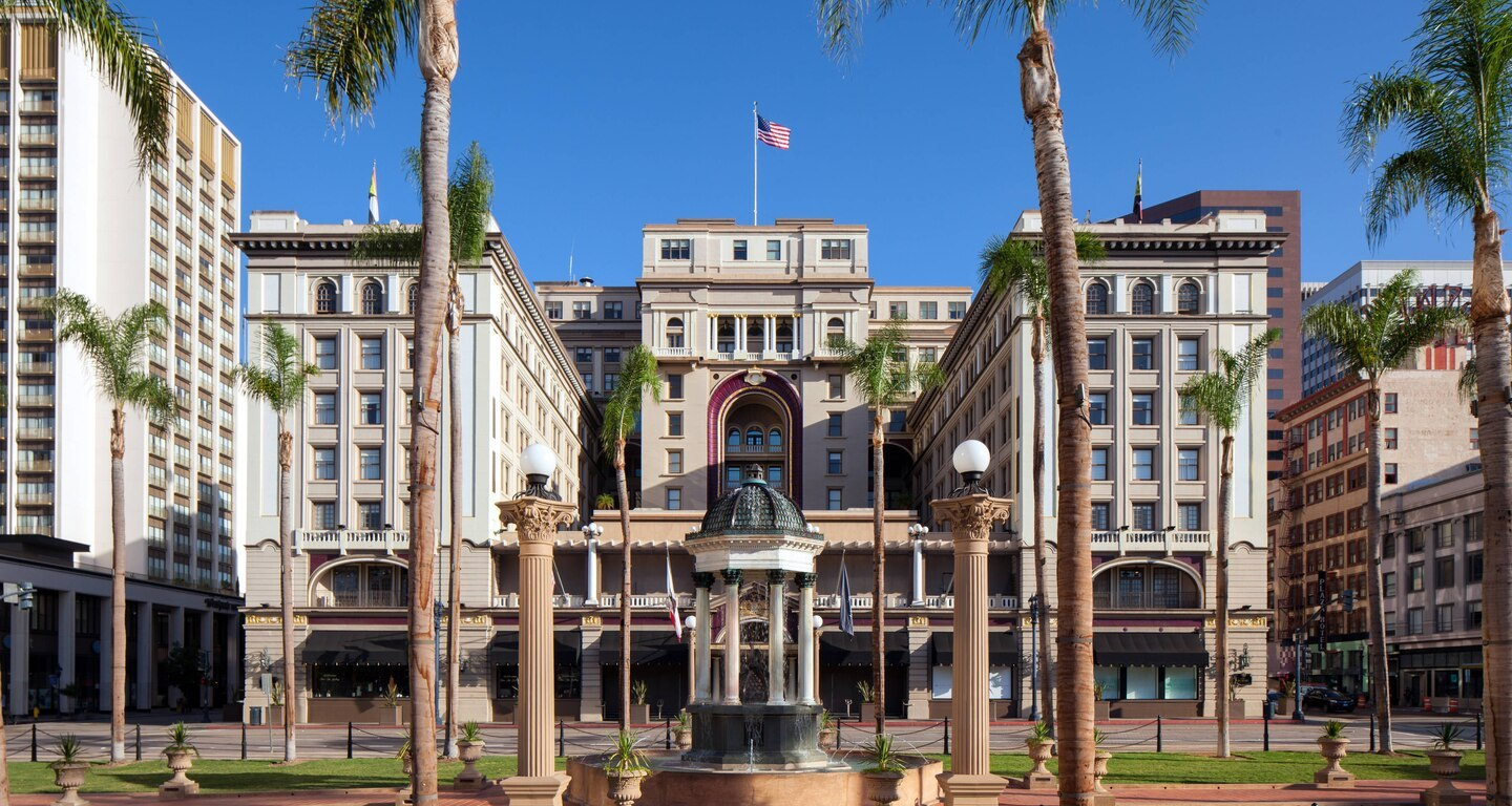 The US Grant Hotel San Diego