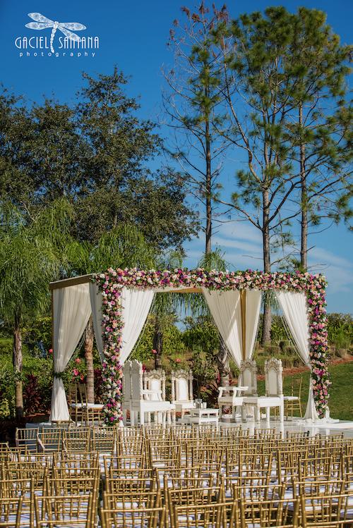 Jain wedding in Orlando Florida