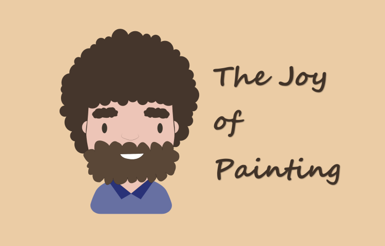 Embrace Creativity & Relieve Your Stress With Bob Ross