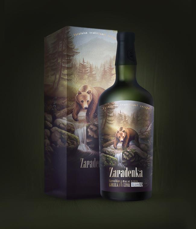 gorilka and black balsam (2)