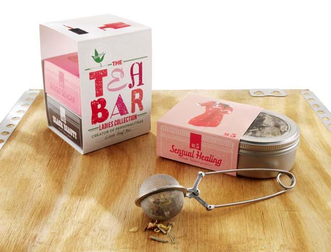 teabar ladies gift pack