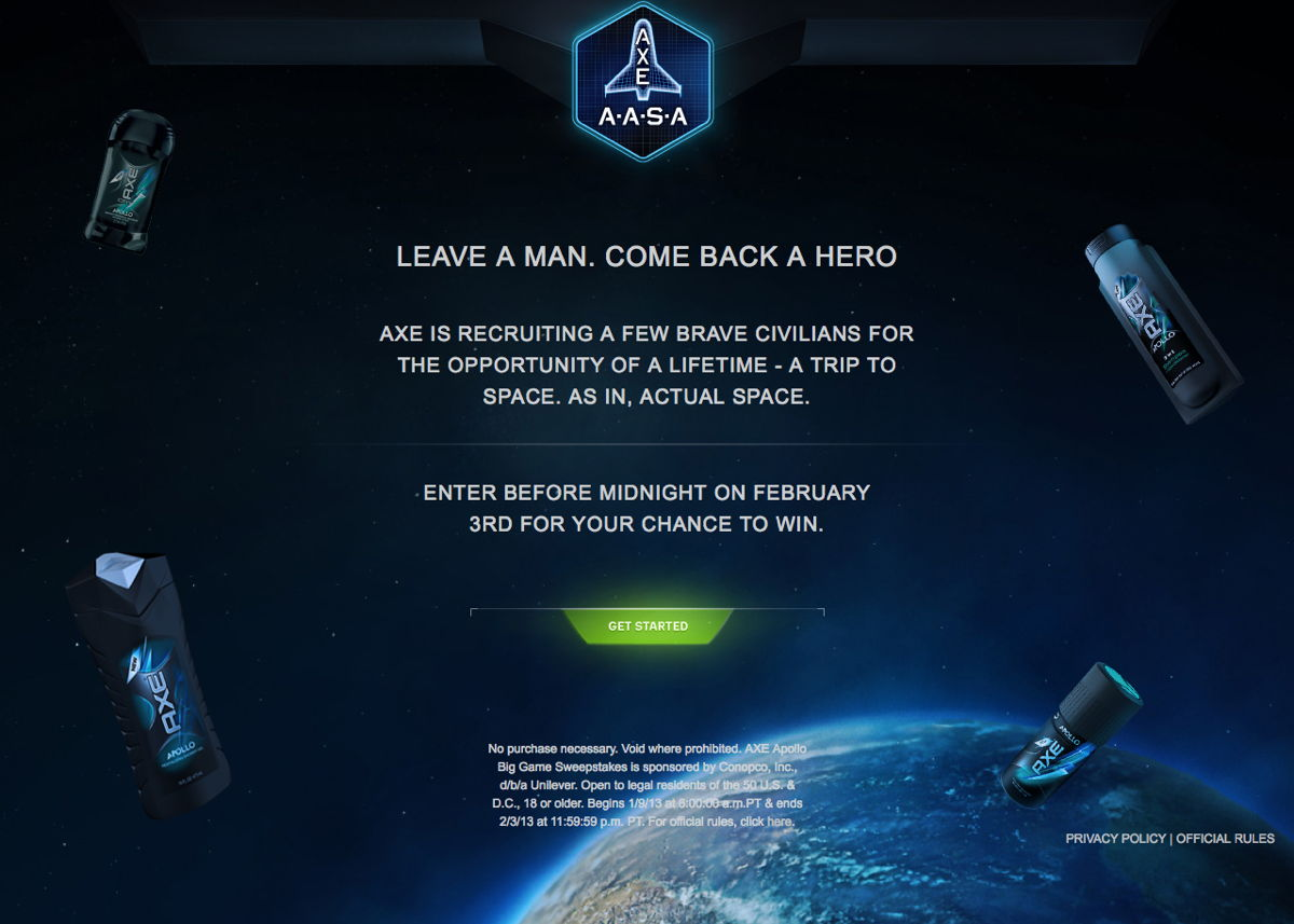 axe-space-promotion