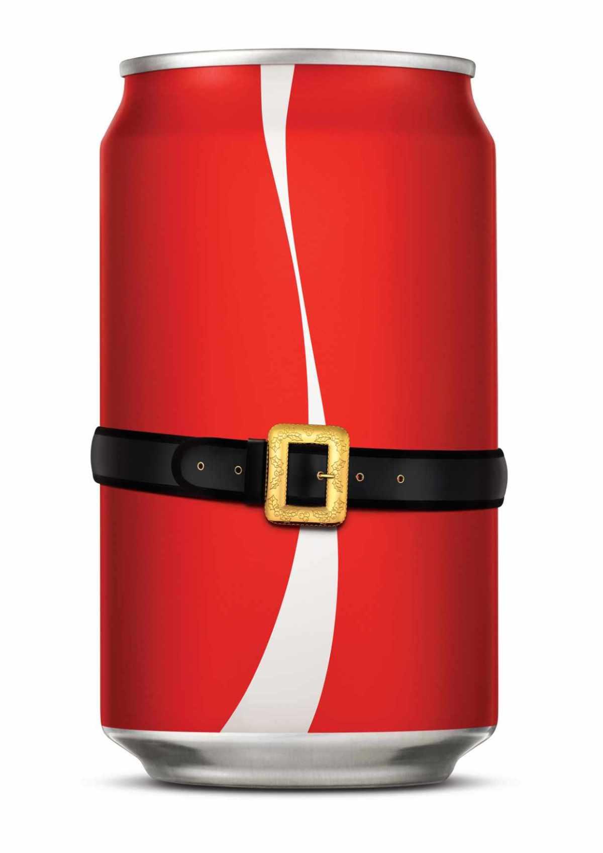 coke-santa