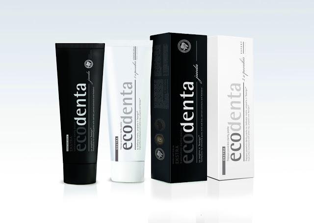Ecodenta toothpaste packaging