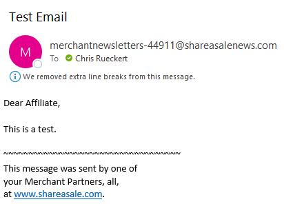 merchant program newsletters - Merchant program newsletters: Organize your inbox