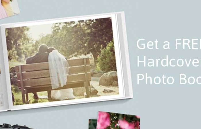 Use our FREE Wedding Photo App & Get a FREE Hardcover Photo Book!