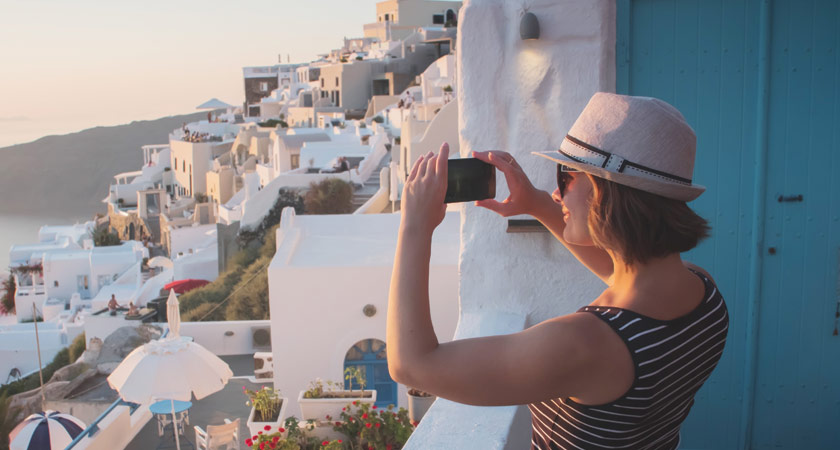 Take Great Vacation Photos With Your Smartphone