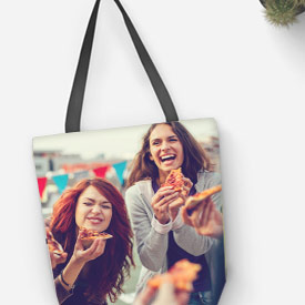 custom tote bag with picture