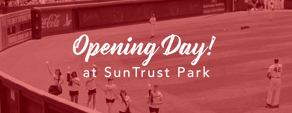 How to use the Share-Your-Photos App on Opening Day at Suntrust Park