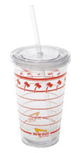 In-N-Out Clear Cup