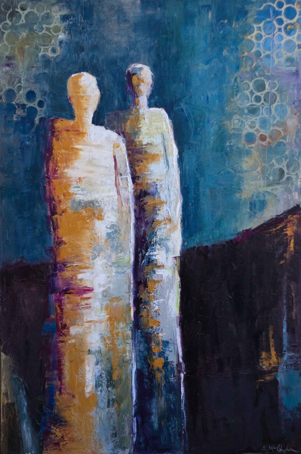 Artist Abstract Figurative Paintings