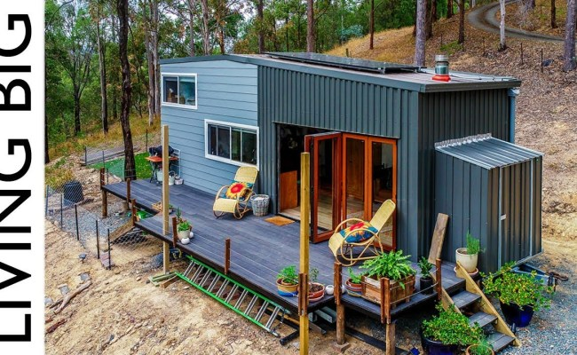 Off Grid Tiny Home In Australia The Shelter Blog