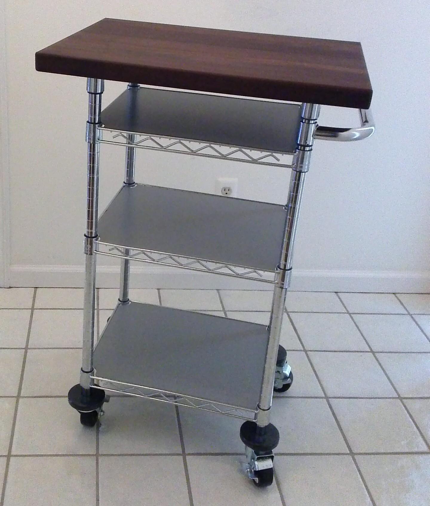 Creative Shelving Cart Shelving Com