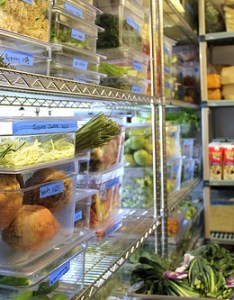 There is no such thing as too many labels when it comes to food storage something you definitely don   want be making mistakes with also tips for organizing  walk in freezer or refrigerator the shelving rh blogelving