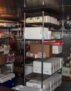 Tips for organizing  walk in freezer or refrigerator also the shelving rh blogelving