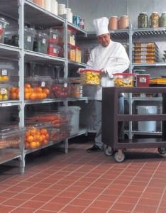 Walk in fridge restaurant kitchen also ways to organize  cooler the shelving blog rh blogelving
