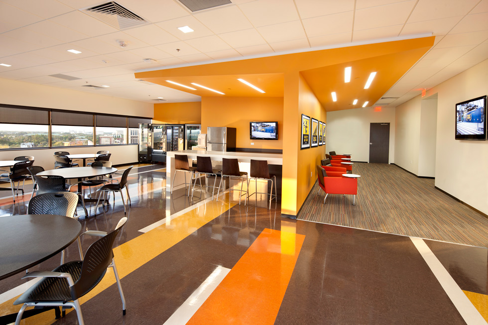 Designing Your Employee Break Room  Shelvingcom