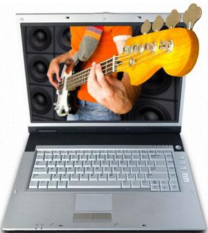 Music Internet