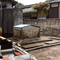 岩城島の共同井戸