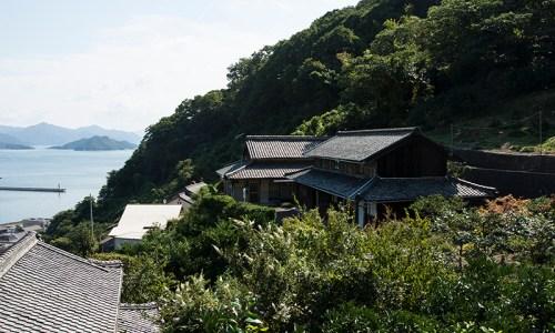 大崎上島・木江 東京家族の平山周吉宅