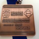 Bronze Prize, ACM Student Research Competition, semi-finalist in SIGGRAPH 2014 Posters Undergraduate section.