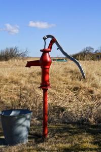 Pumpe Skavenstrand