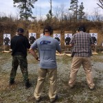 In many of the runs, which pits student against student, the shooters will default to the habits they have written in training, good or bad.