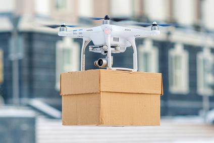 Delivery: Amazons erste offizielle Drohnenlieferung