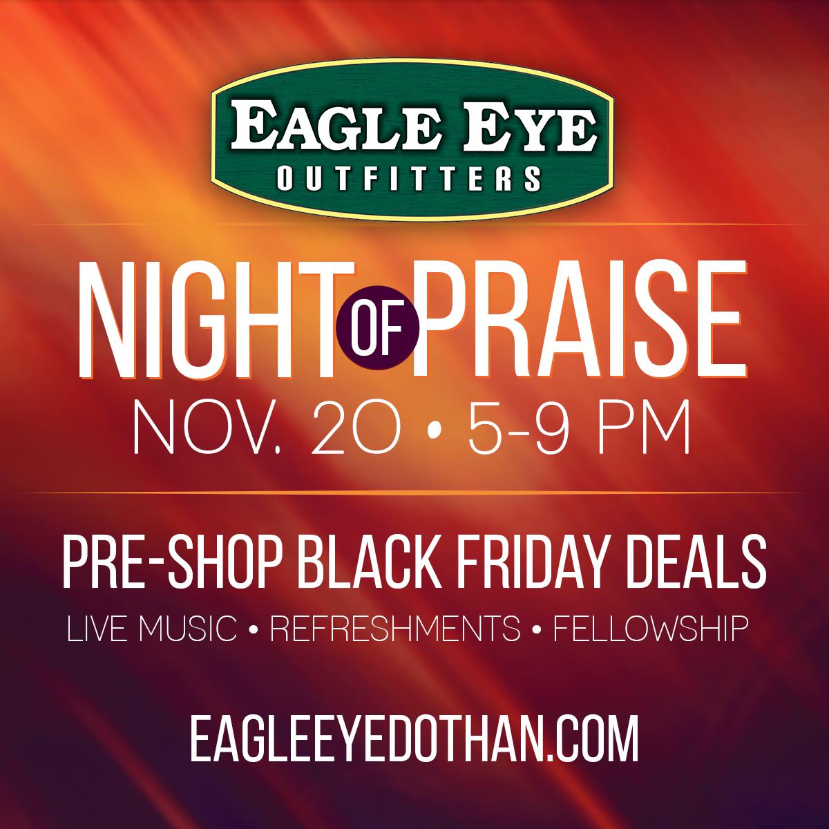 Night Of Praise