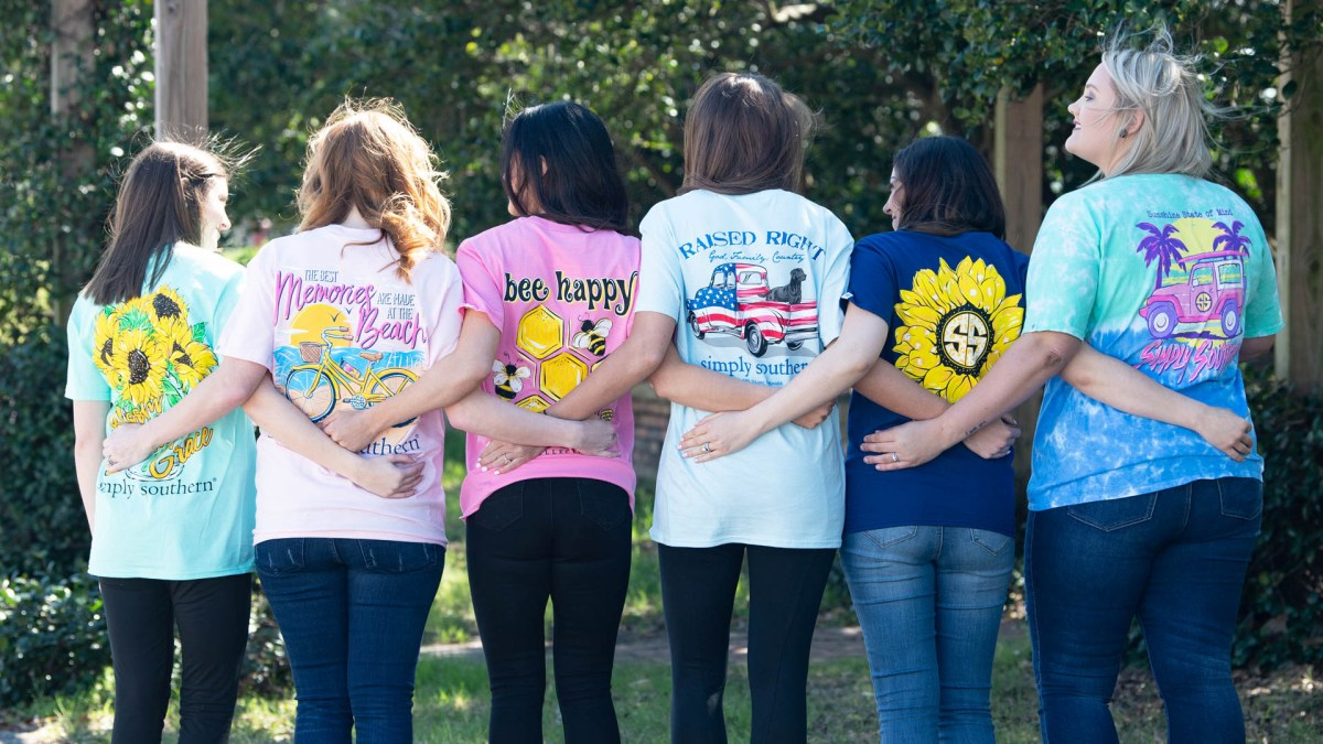 Simply Southern Spring T-Shirts