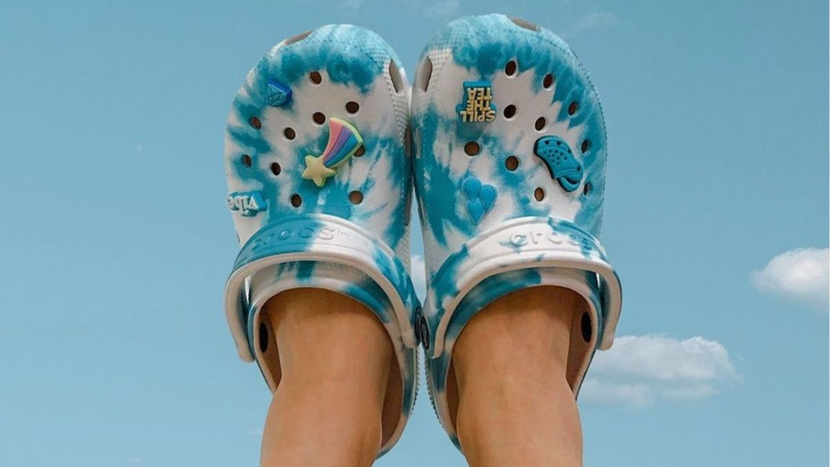 Crocs in the Sky