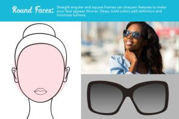 round face sunglasses guide