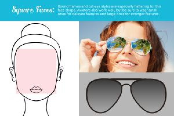 square face sunglasses guide