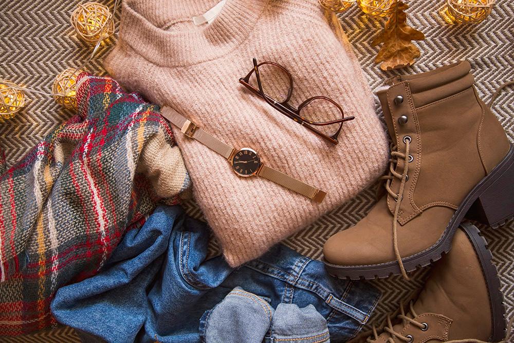 Cozy fall ensemble