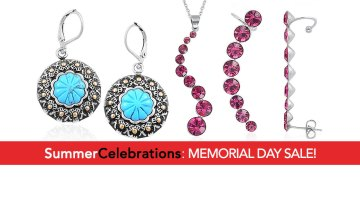 Summer Celebrations: Memorial Day Sale