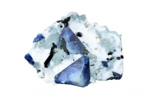 The state gemstone of California is benitoite.