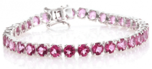 Mystic Topaz bracelet.