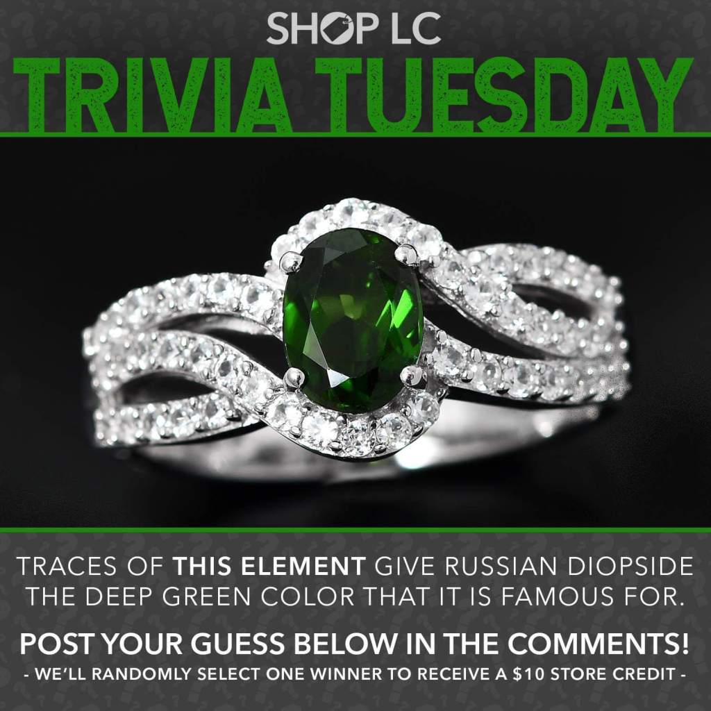 Trivia question about russian diopside