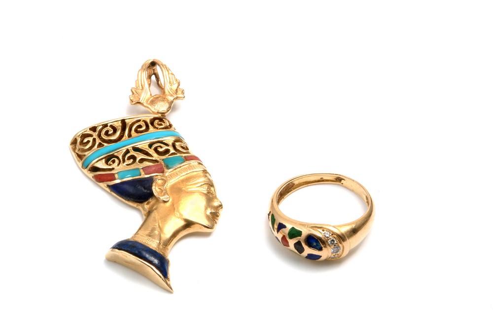 Egyptian rings