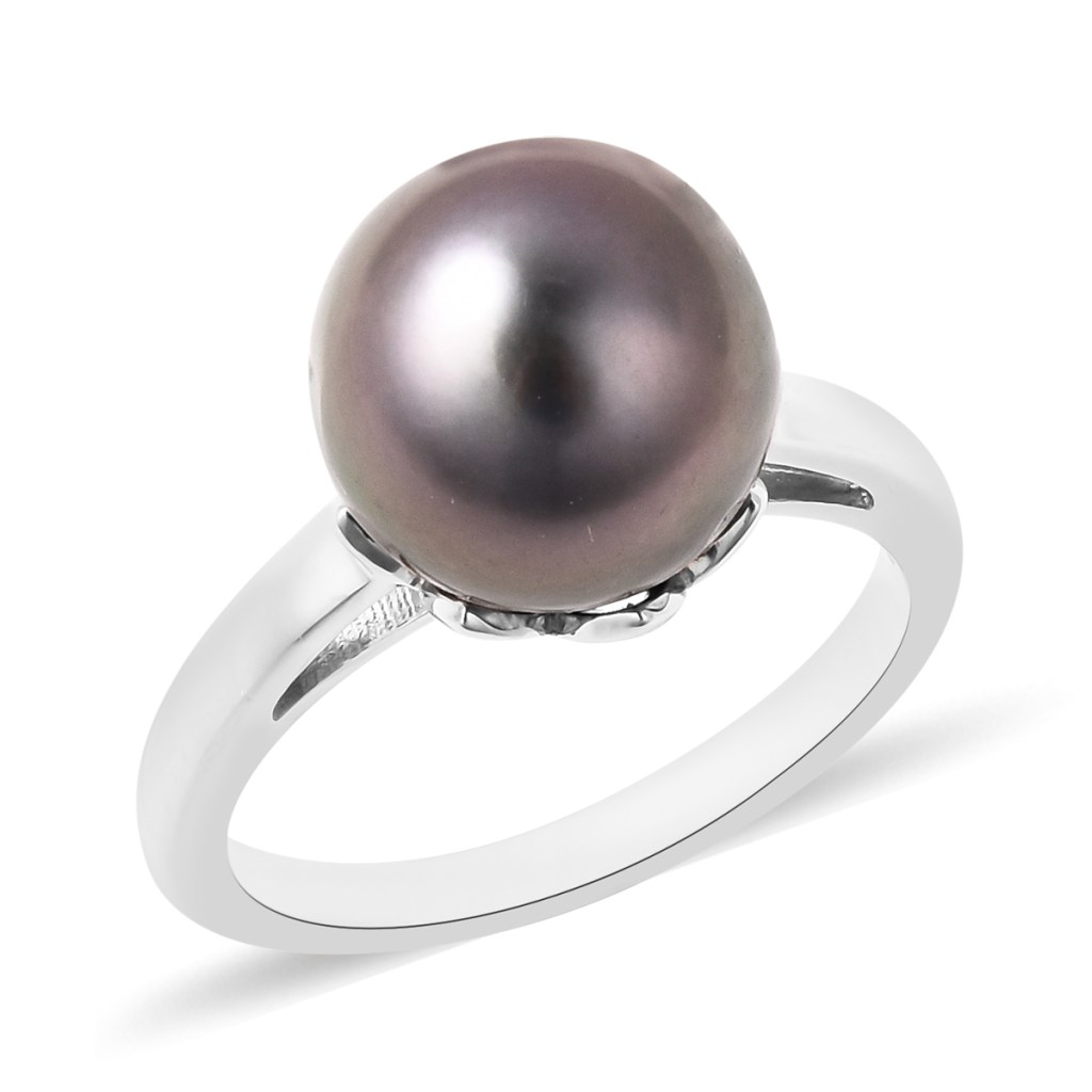 The Bible Pearl Cultured Pearl Ring.