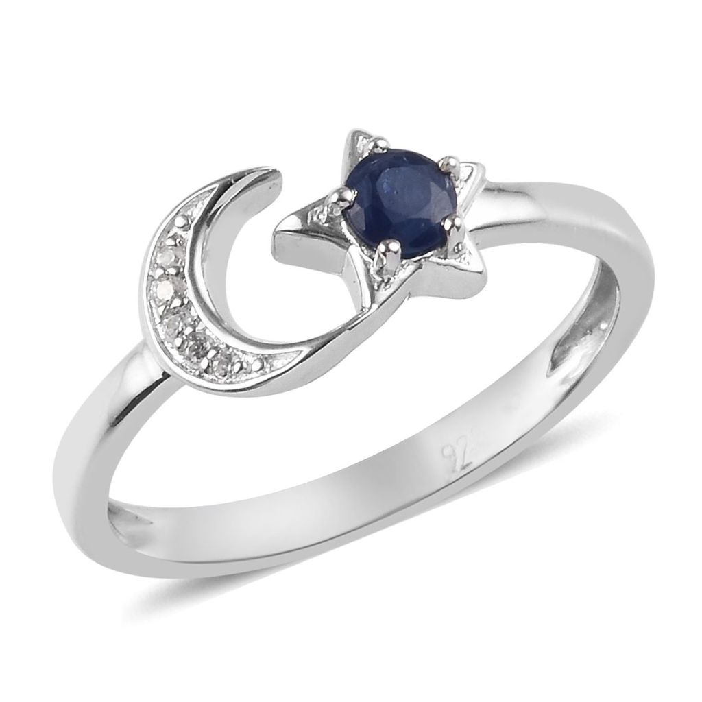 Star sapphire ring from the Giuseppe Perez Collection.