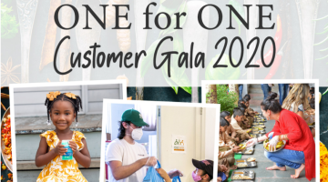 Shop LC Virtual One for One Gala Flyer.