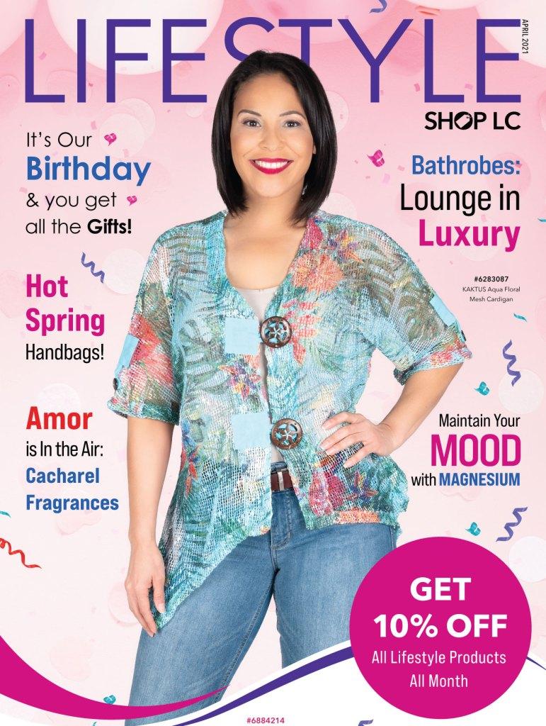 Shop LC Lifestyle flyer.