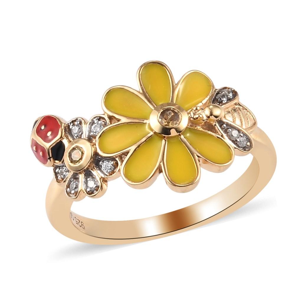 Giuseppe Perez Garden Collection ring.