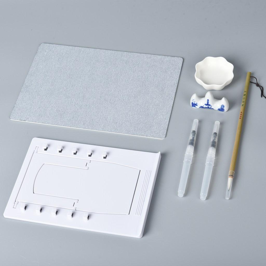 6 Piece Magic Ink Meditation Water Drawing Board