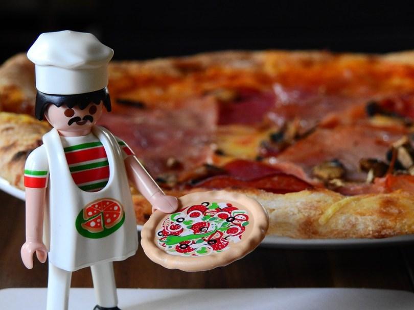 ¡Mamma mia con el pizzero de Playmobil!