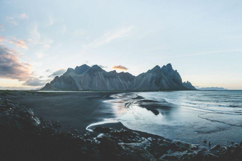 Paisaje Islandia