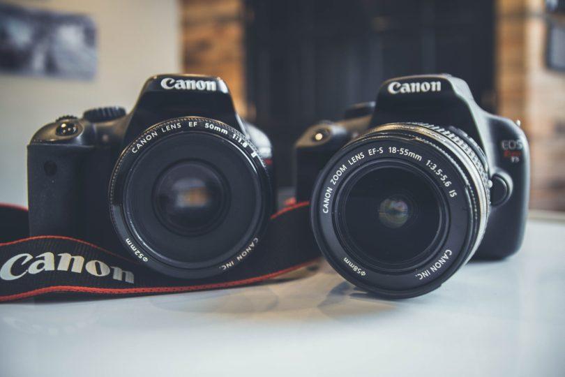 Cámaras reflex Canon