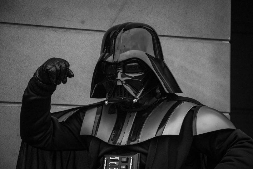 Disfraz Darth Vader, Carnaval 2020
