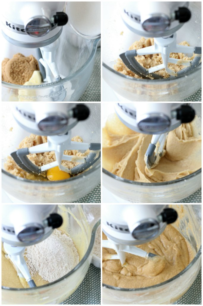 apple pie cupcakes recipe steps to prepare for baking